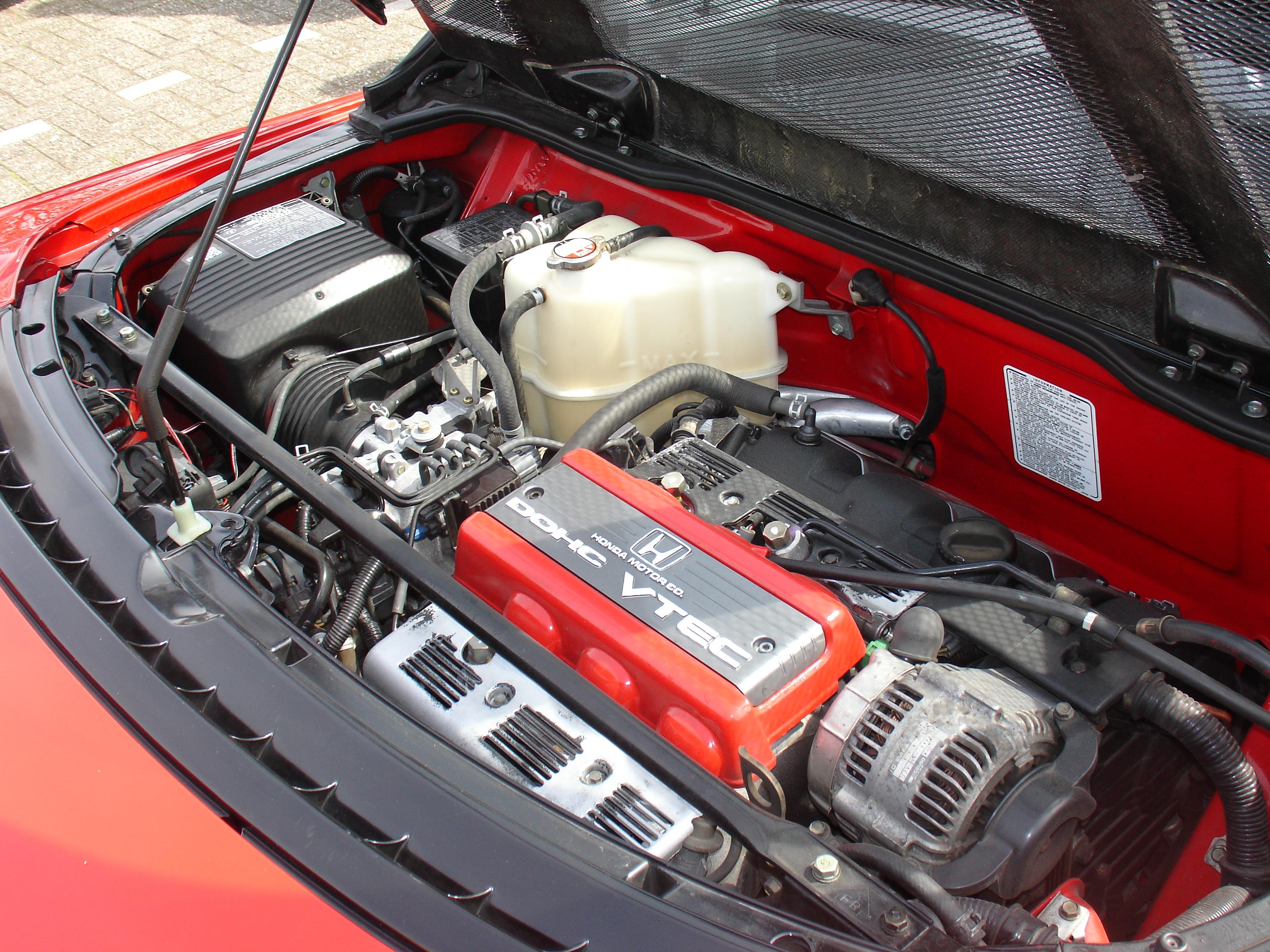 Honda Nsx Euro Engine on Mid Engine Acura Integra